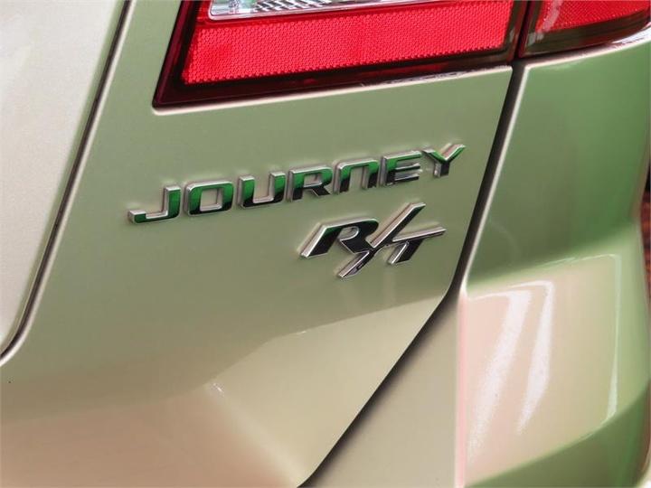 DODGE JOURNEY R/T JC R/T Wagon 7st 5dr Auto 6sp 2.7i [MY10]