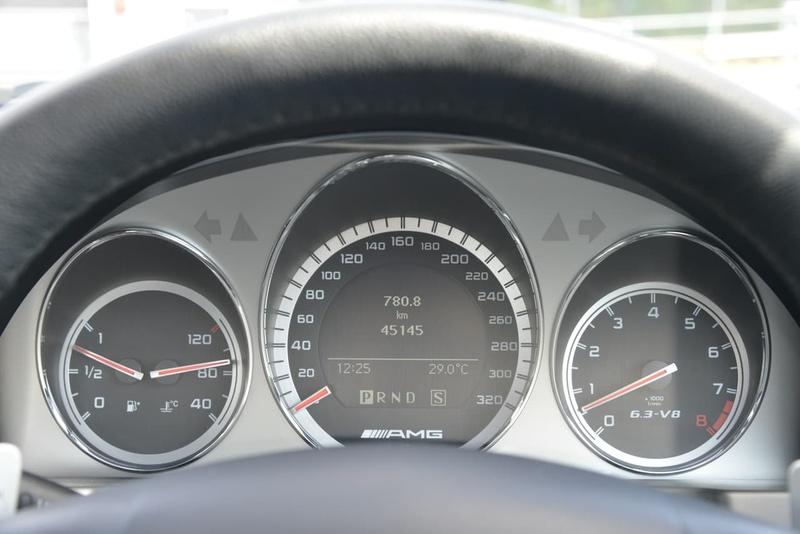 MERCEDES-BENZ C63 AMG W204 AMG Sedan 4dr Spts Auto 7sp 6.3i [Mar]