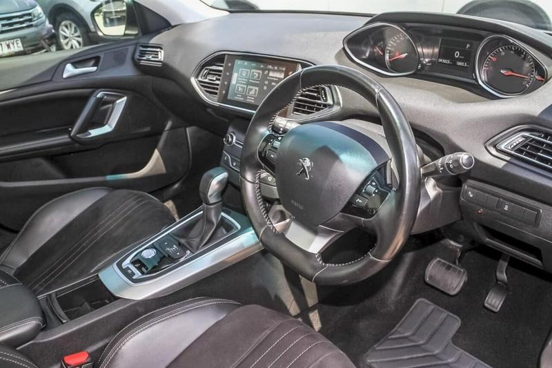 PEUGEOT 308 Allure T9 Allure Touring 5dr Spts Auto 6sp 2.0DT