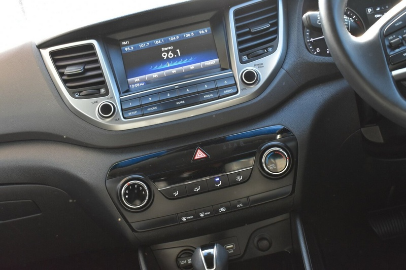 HYUNDAI TUCSON Active X TL Active X Wagon 5dr Spts Auto 6sp 2WD 2.0i [May]