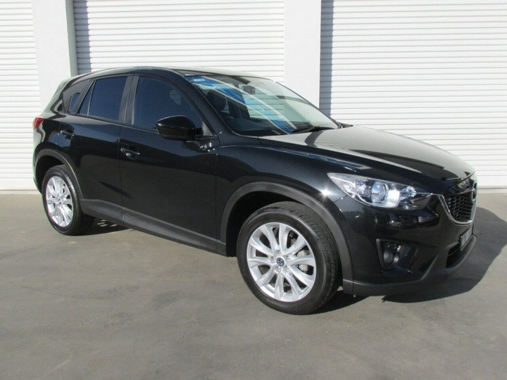 MAZDA CX-5 Grand Touring KE Series Grand Touring Wagon 5dr SKYACTIV-Drive 6sp AWD 2.0i [Feb]
