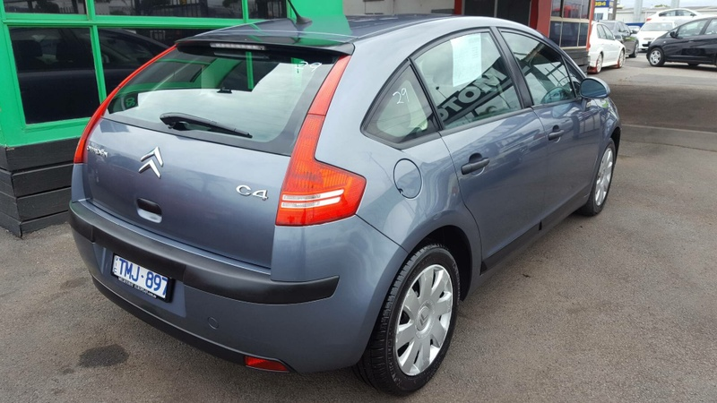 CITROEN C4  Hatchback 5dr Man 5sp 1.6i [Apr]