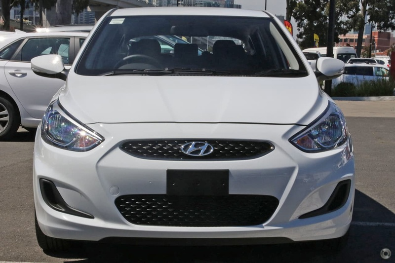 HYUNDAI ACCENT Sport RB6 Sport Hatchback 5dr Spts Auto 6sp 1.6i [MY18]