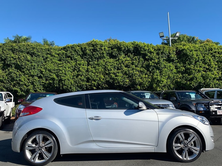 HYUNDAI VELOSTER  FS2 Coupe 4dr D-CT 6sp 1.6i