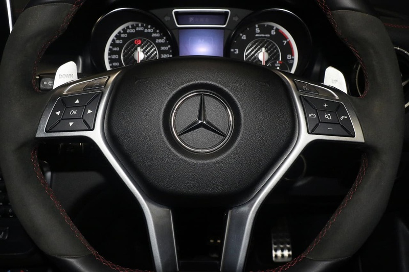 MERCEDES-BENZ CLA45 AMG C117 AMG Coupe 4dr SPEEDSHIFT DCT 7sp 4MATIC 2.0T [Oct]