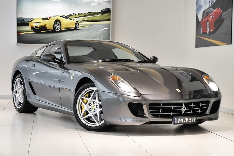 ferrari 599 user manual