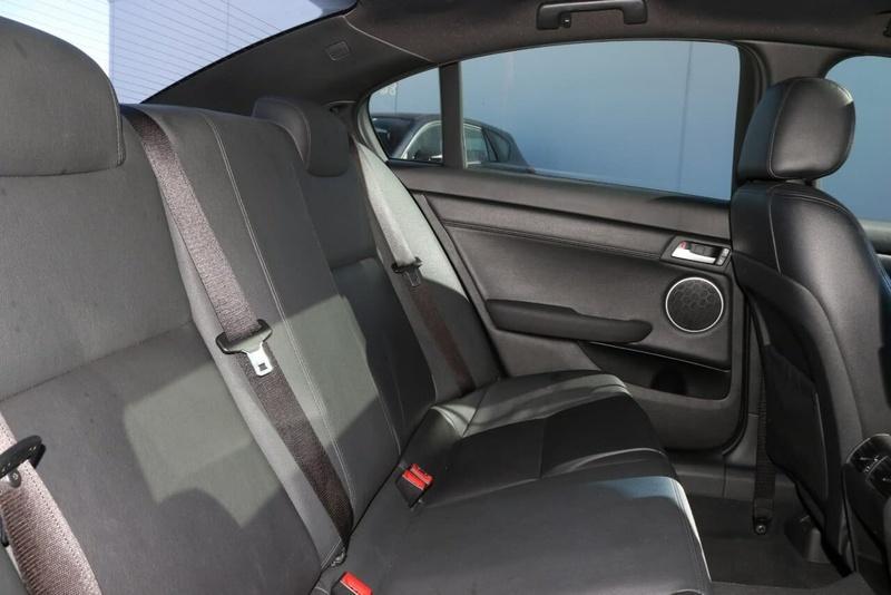 HOLDEN COMMODORE SV6 VE Series II SV6 Sedan 4dr Man 6sp 3.6i [Sep]