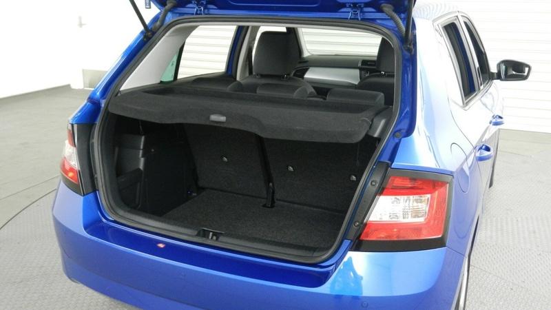 SKODA FABIA 81TSI NJ 81TSI Hatchback 5dr DSG 7sp 1.2T [MY17]