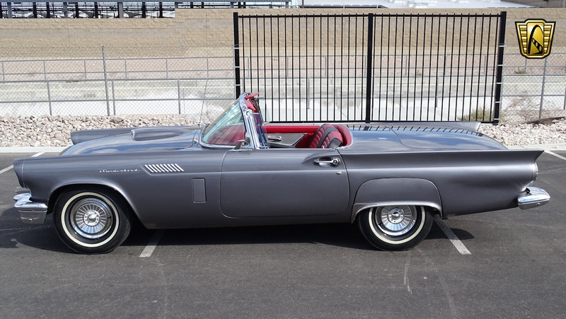 1957 Ford Thunderbird 2 Speed Automatic
