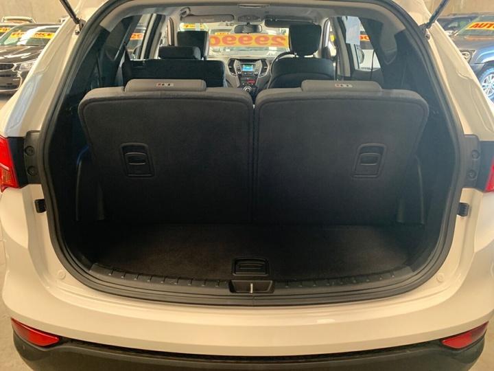 HYUNDAI SANTA FE Active DM2 Active Wagon 7st 5dr Spts Auto 6sp 4x4 2.2DT [MY15]