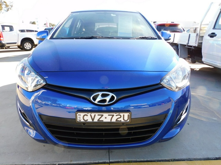 HYUNDAI I20 Active PB Active Hatchback 5dr Man 6sp 1.4i [MY14]