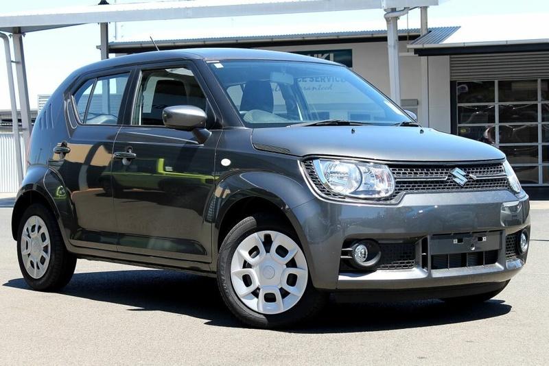 SUZUKI IGNIS GL MF GL Hatchback 5dr CVT 1sp 1.2i