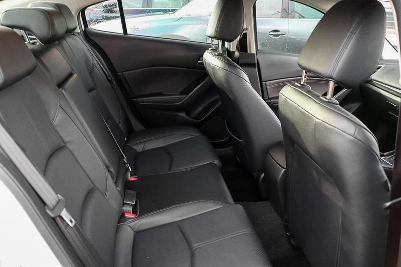 MAZDA 3 SP25 BN Series SP25 Astina Sedan 4dr SKYACTIV-Drive 6sp 2.5i [May]
