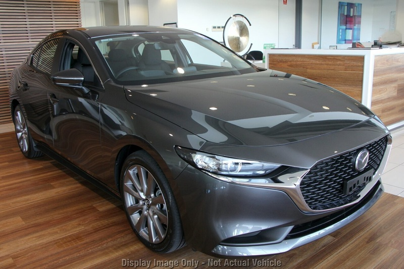 MAZDA 3 G20 BP Series G20 Evolve Sedan 4dr SKYACTIV-Drive 6sp 2.0i [Mar]