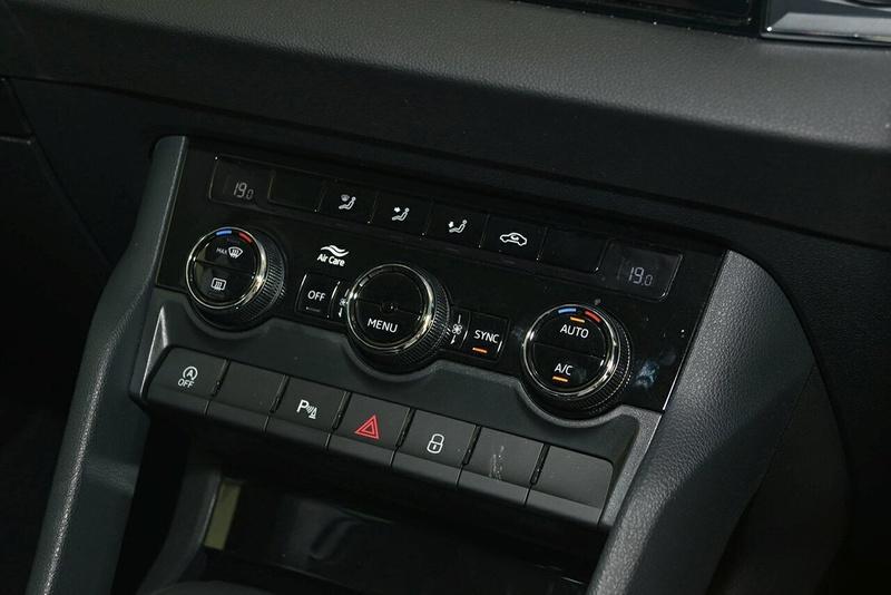 SKODA KAROQ 110TSI NU 110TSI Wagon 5dr DSG 7sp FWD 1.5T [MY18]