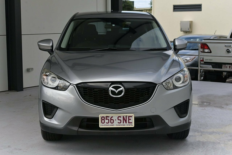 MAZDA CX-5 Maxx KE Series Maxx Wagon 5dr SKYACTIV-MT 6sp 2.0i (FWD) [Feb]