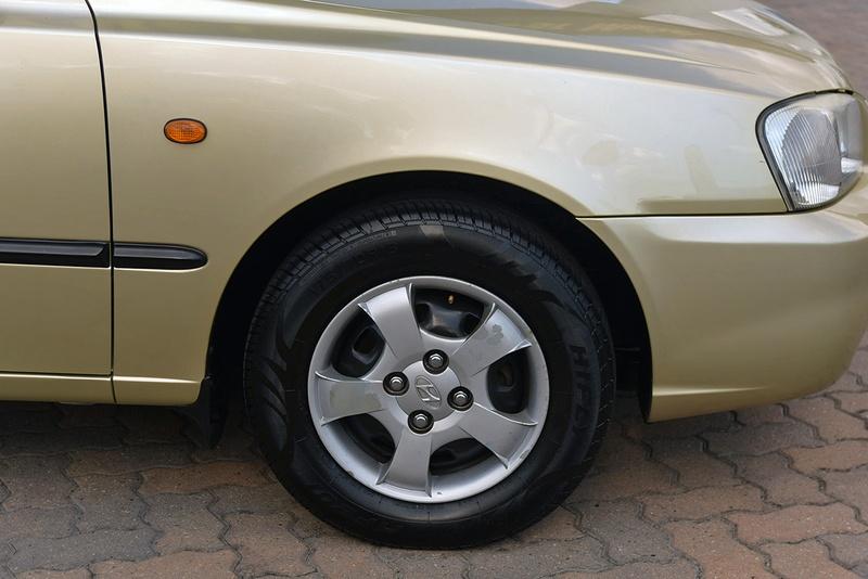 HYUNDAI ACCENT GL LC GL Hatchback 3dr Auto 4sp 1.5i
