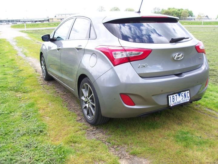 HYUNDAI I30 SR GD2 SR Hatchback 5dr Man 6sp 2.0i [MY14]
