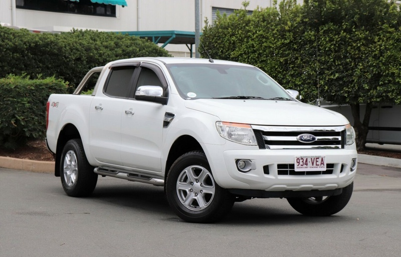 Ford Ranger Xlt >> 2014 Ford Ranger Xlt Double Cab Sports Automatic