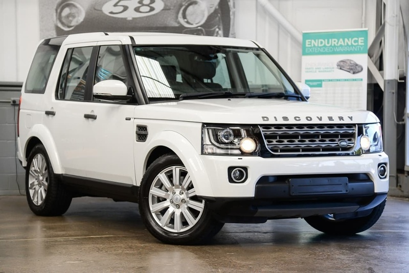2015 Land Rover Discovery Tdv6 Sports Automatic