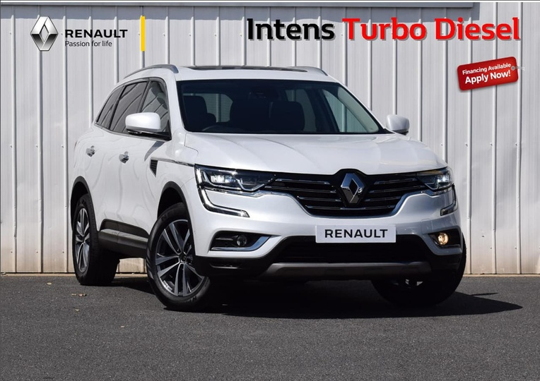 2019 Renault Koleos Intens Constantly Variable Transmission