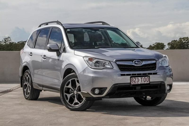 SUBARU FORESTER 2.5i-S S4 2.5i-S. Wagon 5dr Lineartronic 6sp AWD [MY13]