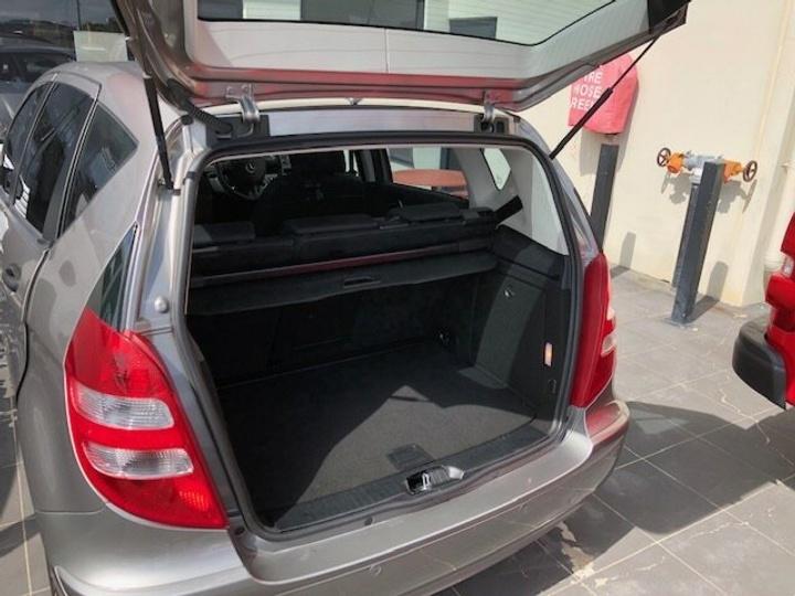 MERCEDES-BENZ A170 Classic W169 Classic Hatchback 5dr CVT 7sp 1.7i [MY07]