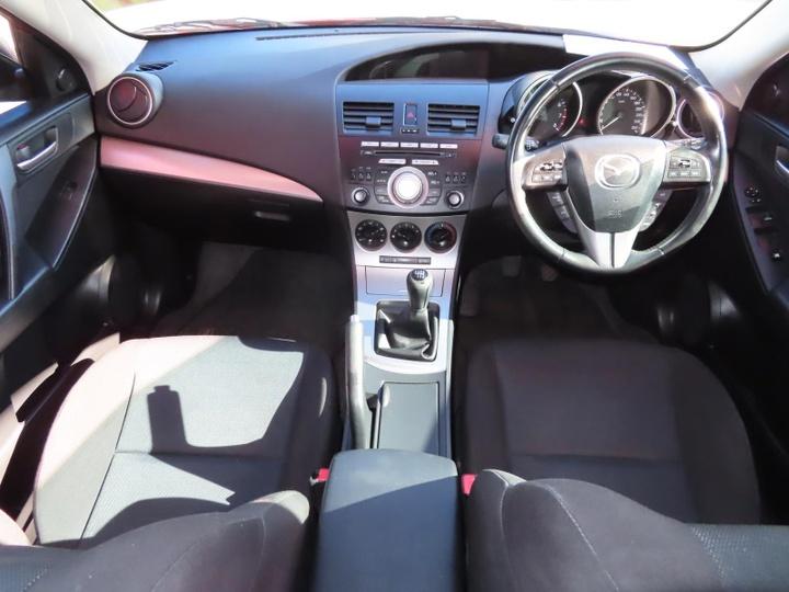 MAZDA 3 Maxx BL Series 1 Maxx Sport Sedan 4dr Man 6sp 2.0i [Apr]
