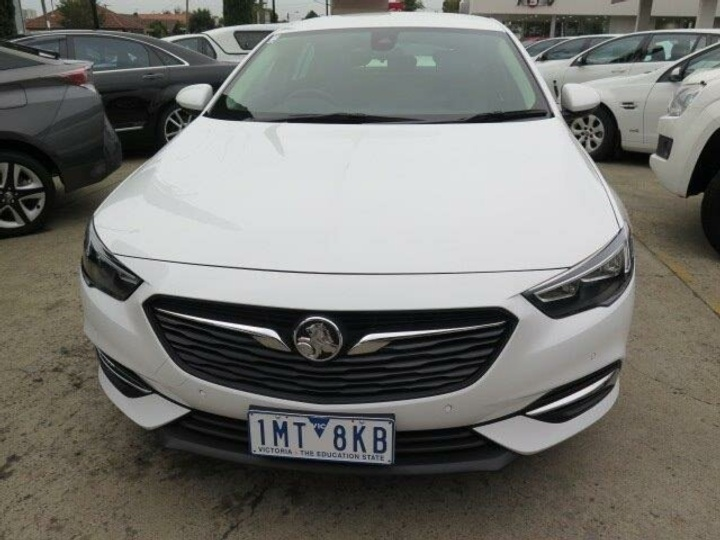 HOLDEN COMMODORE LT ZB LT Liftback 5dr Spts Auto 8sp 2.0DT (5yr warranty) [MY18]