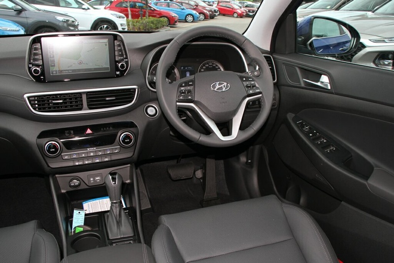 HYUNDAI TUCSON Special Edition TLe3 Special Edition Wagon 5dr D-CT 7sp AWD 1.6T [MY19]