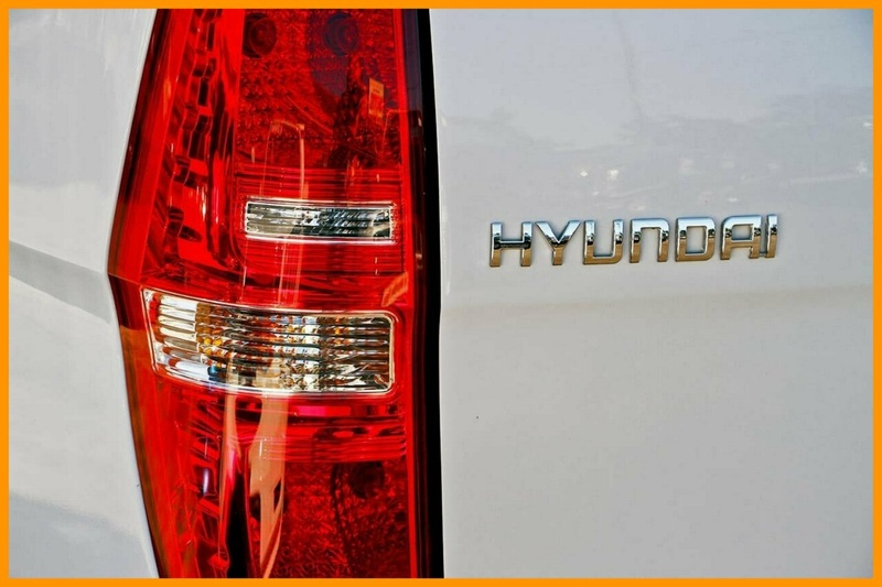 HYUNDAI IMAX  TQ-W Wagon 8st 5dr Auto 5sp 2.5DT [MY12]