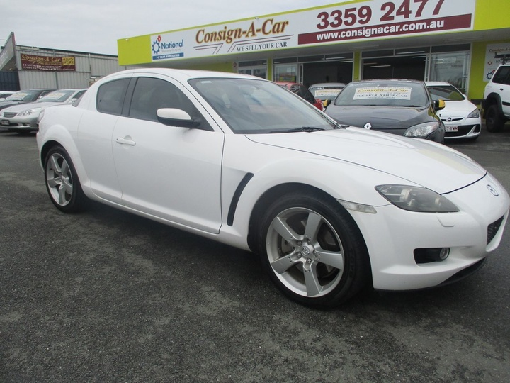MAZDA RX-8  FE Series 1 Coupe 4dr Man 6sp 13Bi Rotary (plus Leather Pack) [MY06]