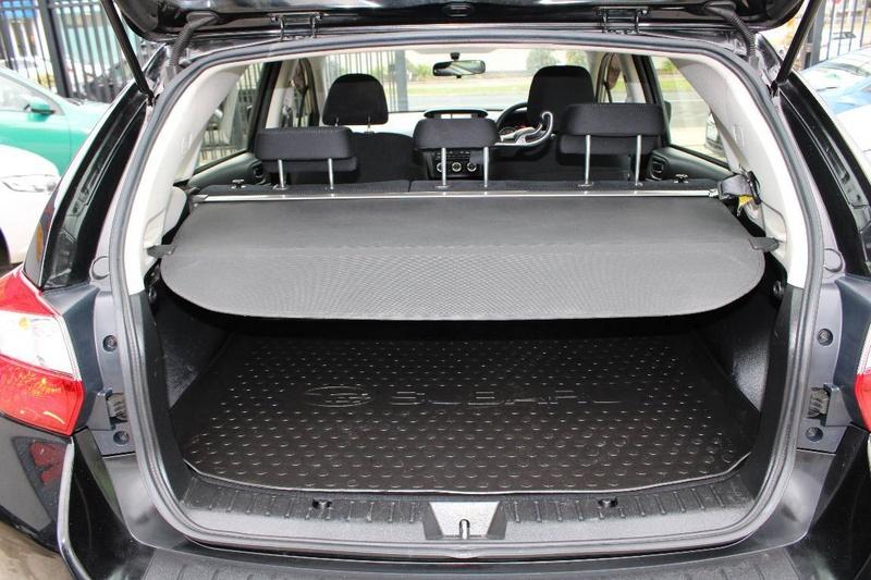 SUBARU XV 2.0i G4X 2.0i. Wagon 5dr Lineartronic 6sp AWD [MY14]
