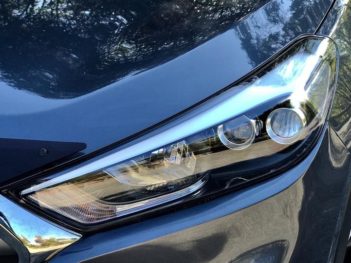 HYUNDAI TUCSON Elite TL Elite Wagon 5dr Spts Auto 6sp 2WD 2.0i [MY17]