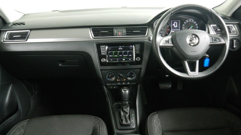 SKODA RAPID  NH Spaceback 5dr DSG 7sp 1.4T [MY17]