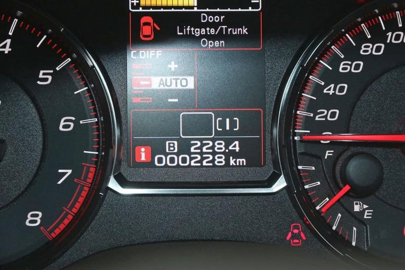 SUBARU WRX STI V1 STI Premium. Sedan 4dr Man 6sp AWD 2.5T [MY19]