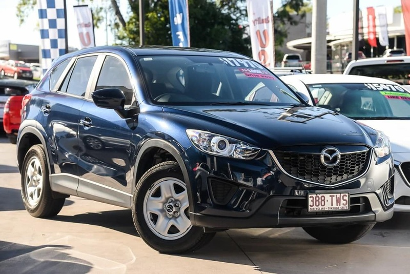 MAZDA CX-5 Maxx KE Series 2 Maxx Wagon 5dr Man 6sp 2.0i (FWD) [Nov]