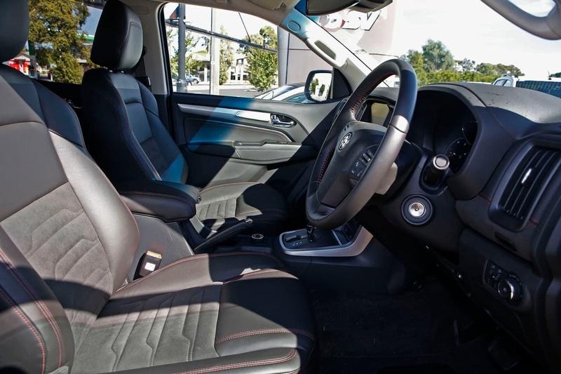 HOLDEN SPECIAL VEHICLES COLORADO SportsCat+ RG SportsCat+ Pickup Crew Cab 4dr Spts Auto 6sp 4x4 2.8DT (5yr warranty) [MY19]