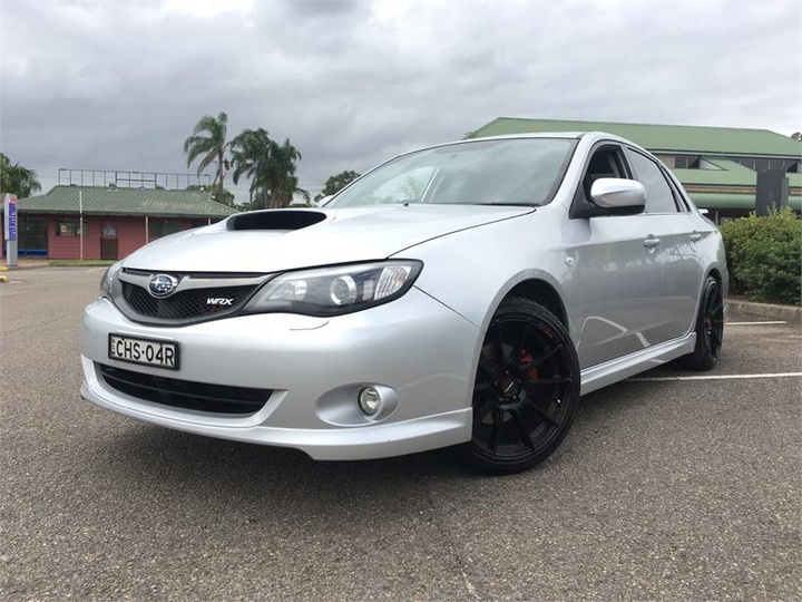 SUBARU IMPREZA WRX G3 WRX. Sedan 4dr Man 5sp AWD 2.5T [MY10]