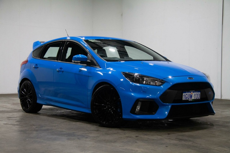 Ford Focus Awd >> 2016 Ford Focus Rs Awd Manual