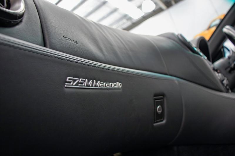 FERRARI 575M F1 F1 Coupe 2dr Seq. Mac 6sp 5.7i [Jun]