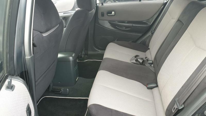 MAZDA 323 SP20 BJ II SP20 Hatchback 5dr Man 5sp 2.0i [Feb]
