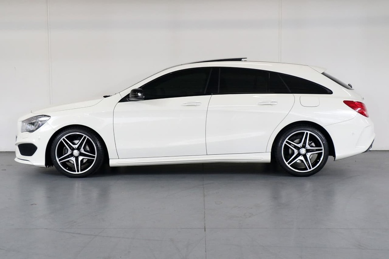 MERCEDES-BENZ CLA200  X117 Shooting Brake 5dr DCT 7sp 1.6T [Sep]
