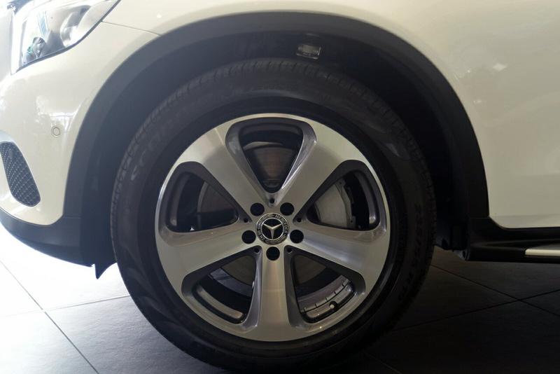 MERCEDES-BENZ GLC220 d X253 d Wagon 5dr 9G-TRONIC 9sp 4MATIC 2.1DTT