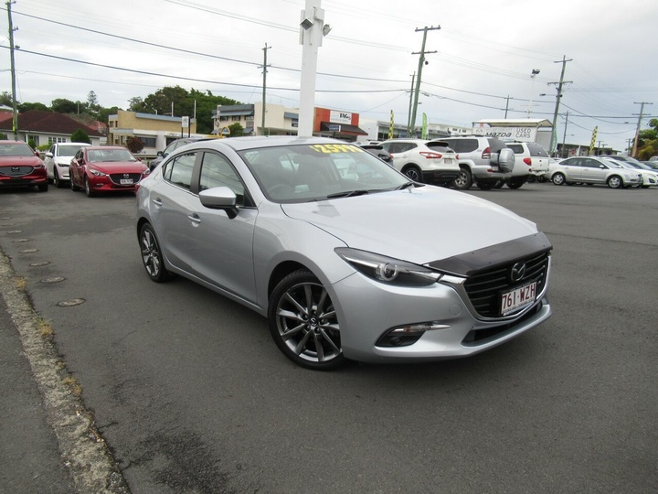 MAZDA 3 SP25 BN Series SP25 Astina Sedan 4dr SKYACTIV-Drive 6sp 2.5i [May]