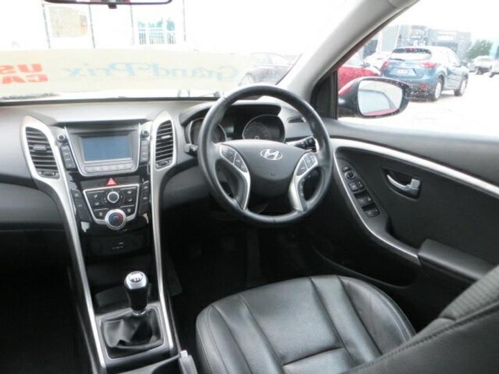 HYUNDAI I30 Active X GD3 Series II Active X Hatchback 5dr Man 6sp 1.8i [MY16]