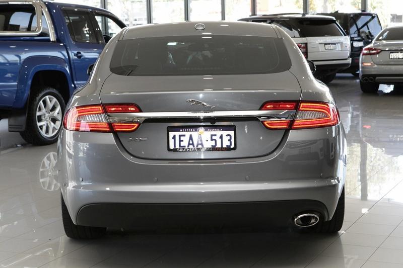JAGUAR XF Premium X250 Premium Luxury Sedan 4dr Spts Auto 8sp 2.2DT [MY12]