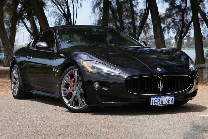 Maserati Granturismo S M145 Coupe 2dr Mc Shift 6sp 4 7i