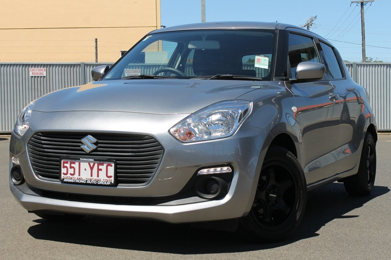 SUZUKI SWIFT GL AZ GL Hatchback 5dr CVT 1sp 1.2i (QLD only) [Apr]
