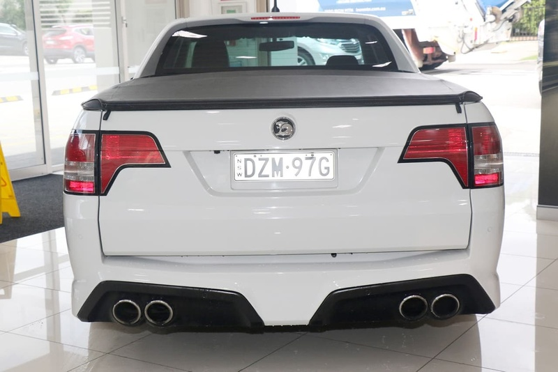 HOLDEN SPECIAL VEHICLES MALOO  GEN-F Utility Extended Cab 2dr Spts Auto 6sp 6.2i [MY14]